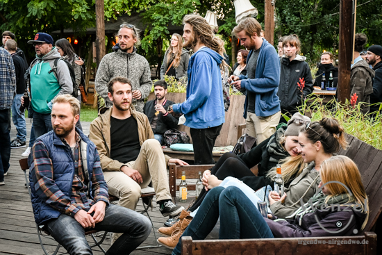 Trettmann, Kitschkrieg, Gartenkonzert, Datsche, Buckau, Magdeburg, Musikkombinat –  Foto Wenzel-Oschington.de