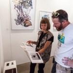 KUNST/MITTE –  2. Kunstmesse für zeitgenössische Kunst in Mitteldeutschland
