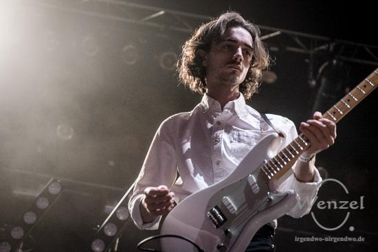 Reeperbahn Festival 2016 - Blossom - Docks –  Foto Wenzel-Oschington.de