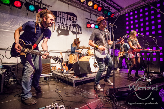 Shred Kelly beim Reeperbahn Festival 2016 –  Foto Wenzel-Oschington.de