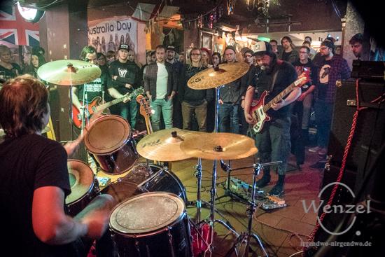 Groove Experience - Lion CityPub –  Foto Wenzel-Oschington.de