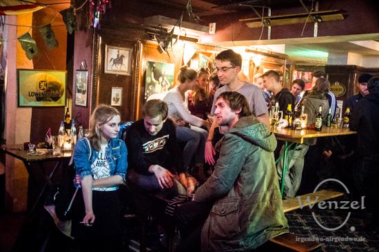 Groove Experience, Lions City Pub, Magdeburg –  Foto Wenzel-Oschington.de