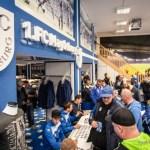 FCM Fanshop öffnet in der Otto-v.-Guericke-Straße