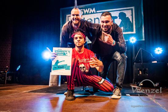 2. Vorentscheid zum  SWM TalentVerstärker –  Foto Wenzel-Oschington.de