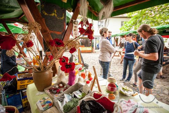 Kleines Montmartre – Moritzhof Magdeburg –  Foto Wenzel-Oschington.de