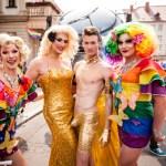 Fotos – CSD Straßenparade durch die Magdeburger Innenstadt – 2017