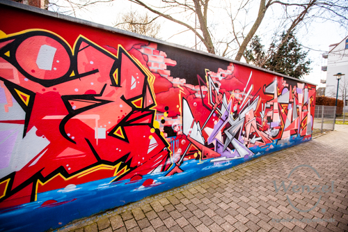 Buckau ist bunt – Buckau ist Kunst –  Foto Wenzel-Oschington.de