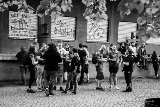 ECOC 2025, European Capitals of Culture, Kulturhauptstadt Magdeburg, Magdeburg, Magdeburg 2025, Ottostadt, Konzert, Buckau, Hardcore, Werk4, Östra Torn, Haifa, Braunschweig, Hässelhoff, Rebarker –  Foto Wenzel-Oschington.de