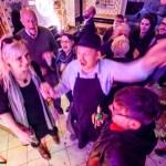 Große Kehraus – Party – Kietz Buckau schließt