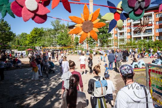 Auf die Plätze, fertig, los! - Urst urbanes Straßenfest #2 –  Foto Wenzel-Oschington.de