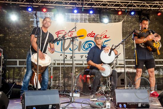 Fête de la Musique - Magdeburg 2018 –  Foto Wenzel-Oschington.de