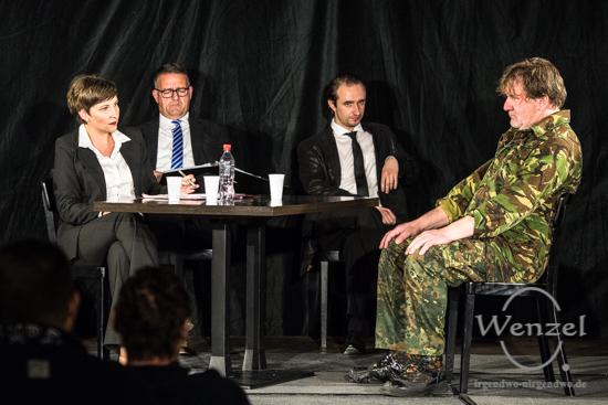 Duzan Achhausen oder die Betrachtung der Reglosigkeit –  Foto Wenzel-Oschington.de