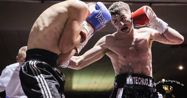 McCullagh's British title eliminator opponent feeling confident.