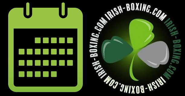 irish boxing calender