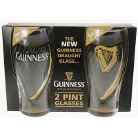 Guinness Glser Embossed | irish-shop.de