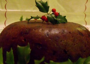 Irish American Mom's Christmas Pudding