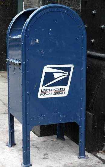 United States Mail Box