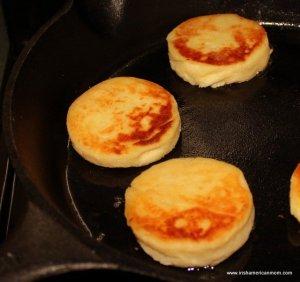 Irish Potato Cakes