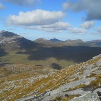 Hillwalking In County Donegal