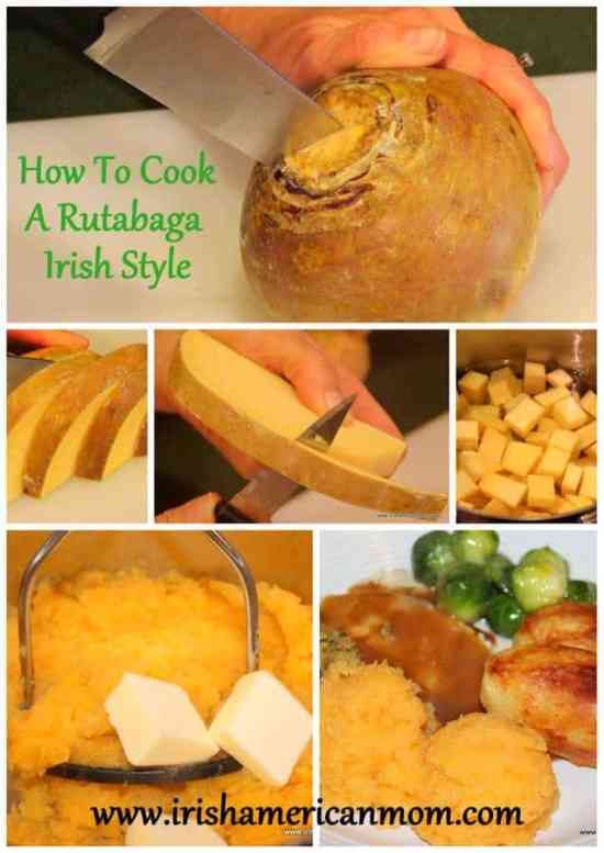 How To Cook A Rutabaga Irish Style