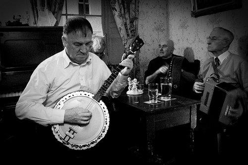 Banjo In Traditional Irish Music