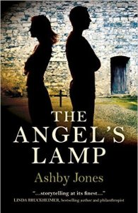 The Angel's Lamp Book Cover - Ashby Jones