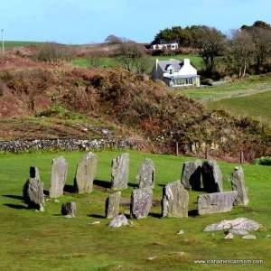 Drombeg Stone Circle, Glandore, County Cork