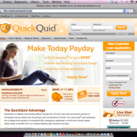 Dodgy Organisations: Quickquid.co.uk
