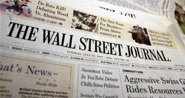 Wall St Journal to launch new format with fewer sections