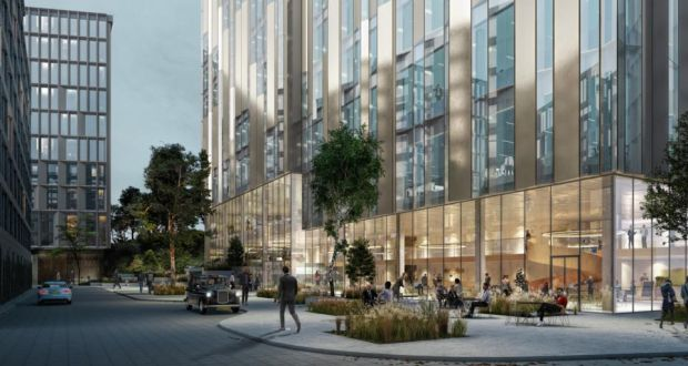 Plan for £50m Sirocco office development submitted for Belfast Waterside