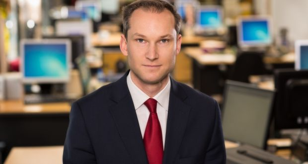 RTÉ appoints Will Goodbody as business editor