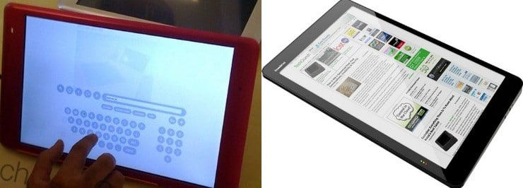 crunchpad tablette 3