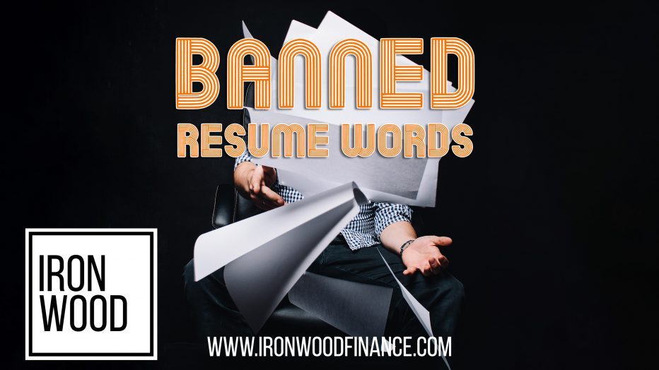 Banned Resume Words - Avoid on Your Cover Letter - Job App Advice