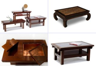 Wooden Coffee Table Designs Ideas
