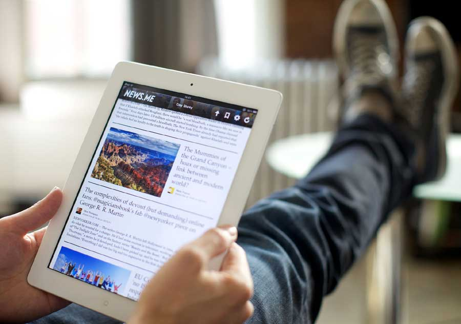 Benefits Of Reading News From Online Sources