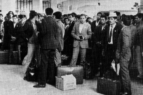 Immigration-algerien