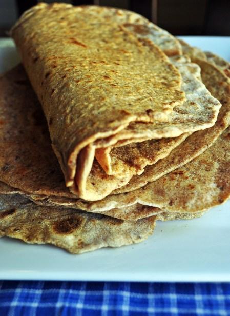 10 Whole Wheat Tortilla Nutrition