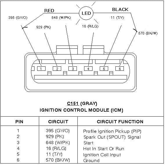 Ford 40 spark plug diagram - Wiring images