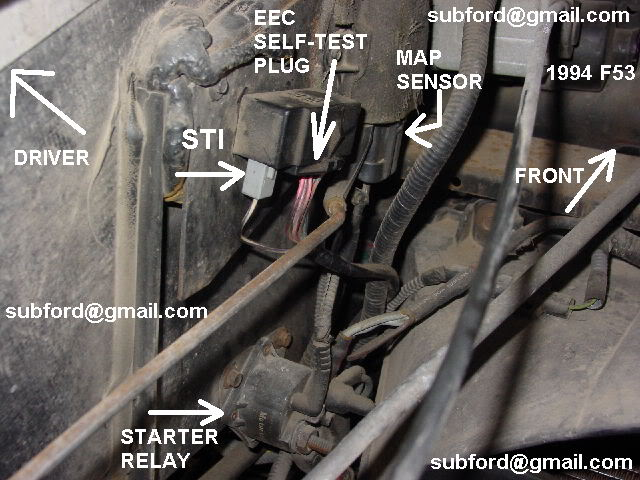 Ford 460 Fuel Pressure Test manual guide wiring diagram