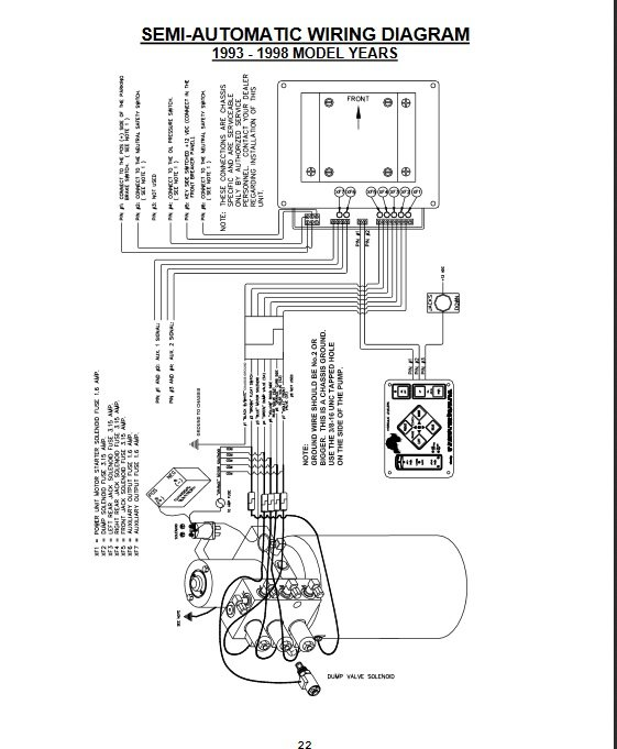 American Coach Manual Leveling Jack Procedure / How to raise? - Page