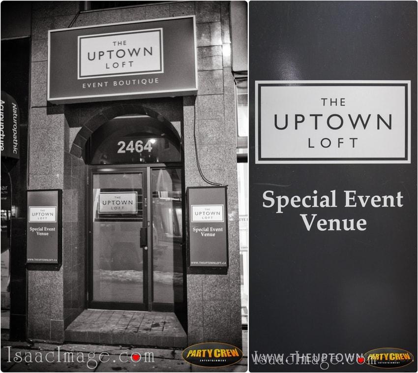 night club uptown loft