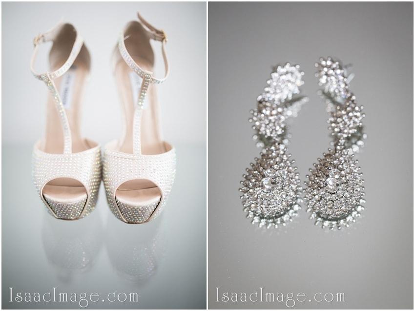wedding earring shoes
