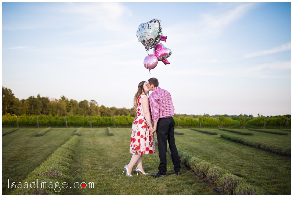 Bonnieheath estate lavender winery Engagement_3423