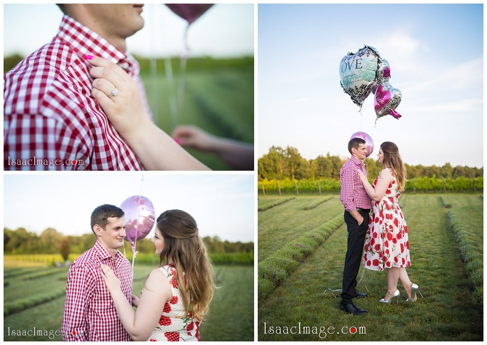 Bonnieheath estate lavender winery Engagement_3424