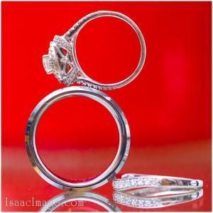 Toronto diamond Wedding rings