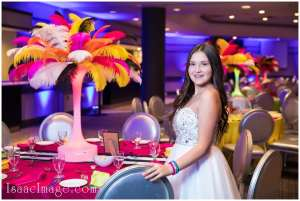 Riviera Event space Bat Mitzvah Loren