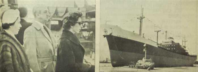 Το καλοκαίρι του 1958 καθελκύστηκε από τα ναυπηγεία της Δουνκέρκης στην Γαλλία το φορτηγό πλοίο «King Minos», το «ωραιότερον και ταχύτερον φορτηγόν ελληνικής πλοιοκτησίας», όπως έγραφαν τα ΝΧ. Η χωρητικότητα του νεότευκτου πλοίου ήταν 14.800 τόνοι d.w. και η υπηρεσιακή ταχύτητά του έφτανε τα 17,5 μίλια. Το πλοίο ανήκε στη ναυτιλιακή εταιρεία του Μάρκου Νομικού. Η τελετή ονοματοδοσίας του πλοίου πραγματοποιήθηκε στην Δουνκέρκη και ανάδοχοι ήταν η κόρη του Μάρκου Νομικού καθώς και ο Έλληνας πρέσβης στην Γαλλία. [Ναυτικά Χρονικά, αρ. 556/315, 1 Αυγούστου 1958]