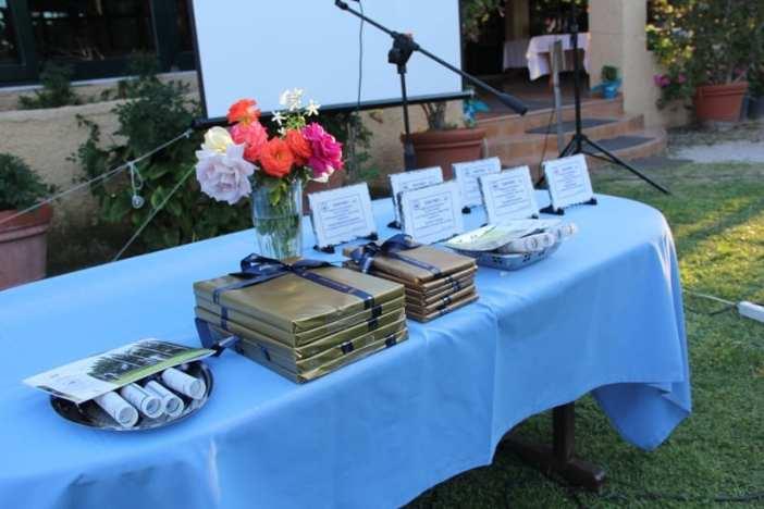 Βραβεία και έπαινοι δόθηκαν σε μαθητές και εθελοντές