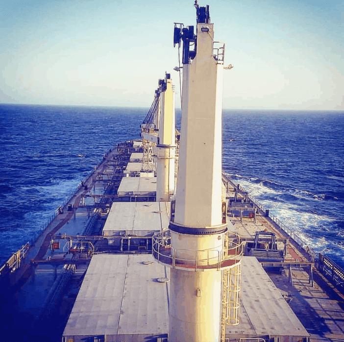 3. Cruising the Oceans! Credits to Manolis Vergakis
