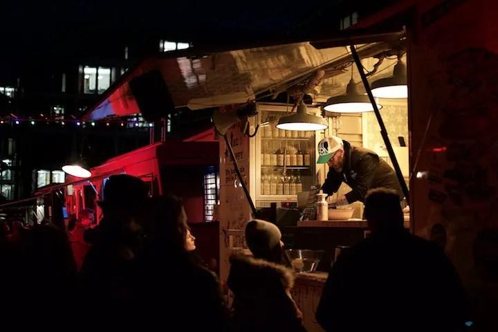 """Street Food Market """"Hall of Taste"""""""